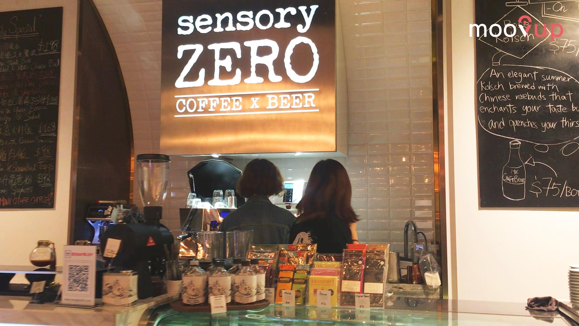 SensoryZERO的職員們正在努力工作
